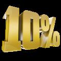 Online discount 10%