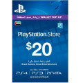 Playstation gift cards - UAE