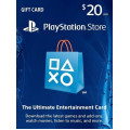 Playstation gift cards - USA