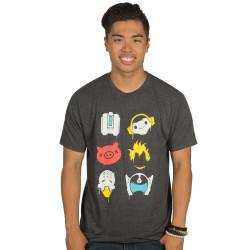 Overwatch Battle Spray T-shirt