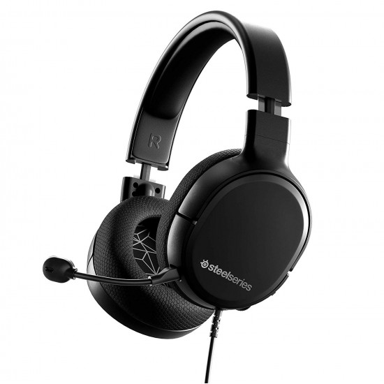 SteelSeries Arctis 1 Wired Gaming Headset– for PC, PS4, Xbox, Nintendo Switch, Mobile