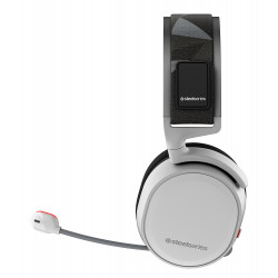 SteelSeries Arctis 7 Wireless Gaming Headset - White