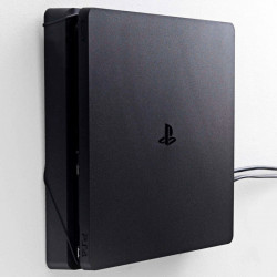 PlayStation 4 Slim wall mount