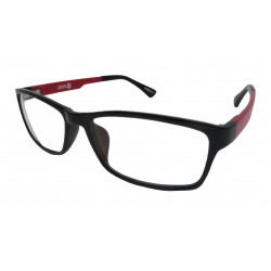Devo Gaming Glasses - High Vision Red