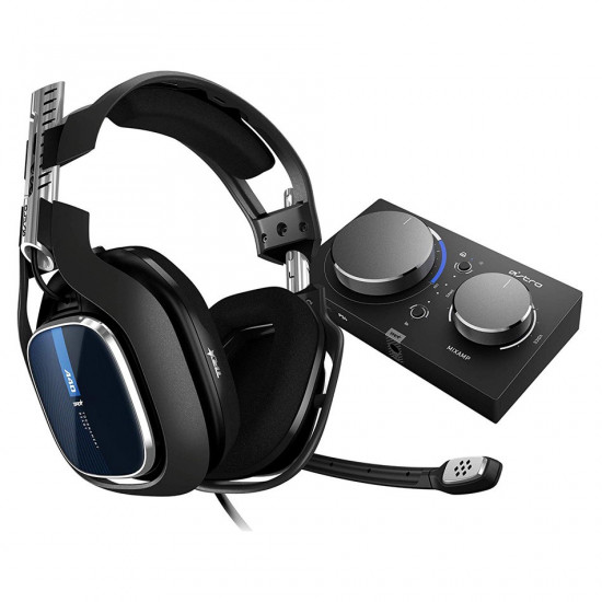 Astro A40 TR Wired Headset Gen 4 + MixAmp [Ps4 - PC]