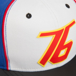 Overwatch Soldier 76 Snap Back