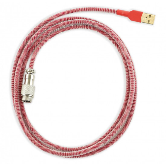 Aviator Keyboard Cable - Red