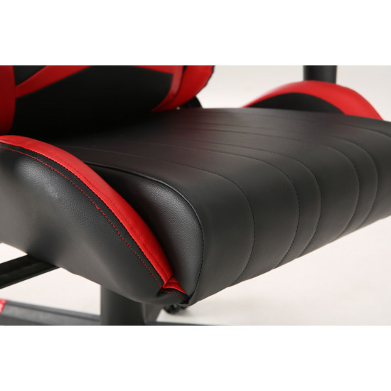 Devo Gaming Chair - Cloud Red