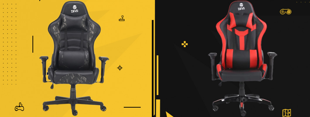 Difference between Devo gaming chairs