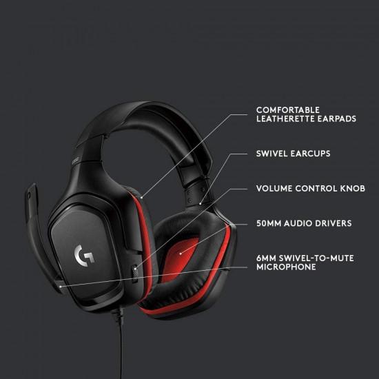 Logitech G332 Gaming Headset