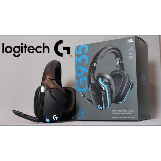 Logitech G935 Lightsync Gaming Headset