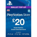 Playstation gift cards - UK