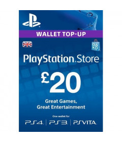 Playstation gift cards - UK