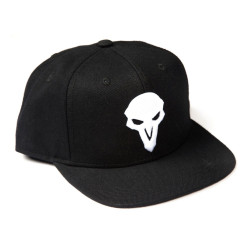 Overwatch Back From the Grave Snap Back Hat