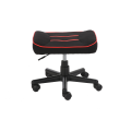 Devo Gaming Footrest - Black and red