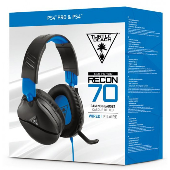 Turtle Beach Recon 70 Headset for PS4
