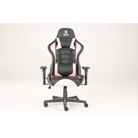 Devo Gaming Chair - Void Pink