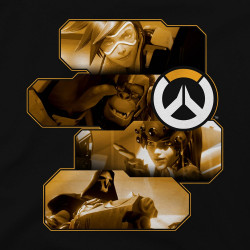 Overwatch Heroes and Assassins